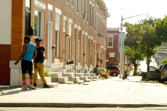 Increasing the urban canopy is one way to fight heat in Baltimore, Maryland