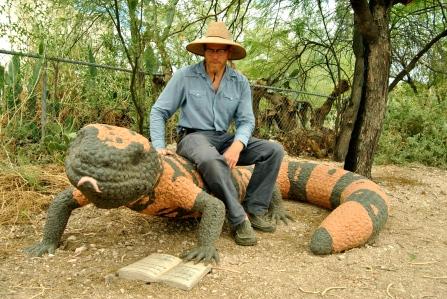 Brad Lancaster, rainwater harvester