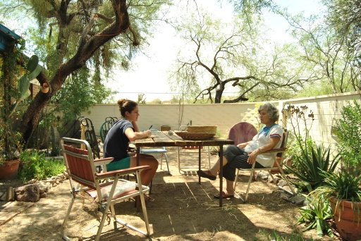 Talking mesquite with Laurie Melrood