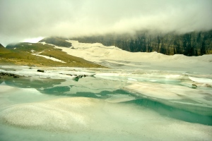 Grinnell Glacier up close