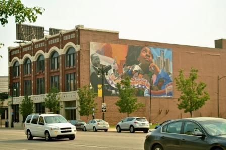 Woodward Avenue in Detroit