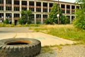 The Packard Plant: the largest abandoned building in the world