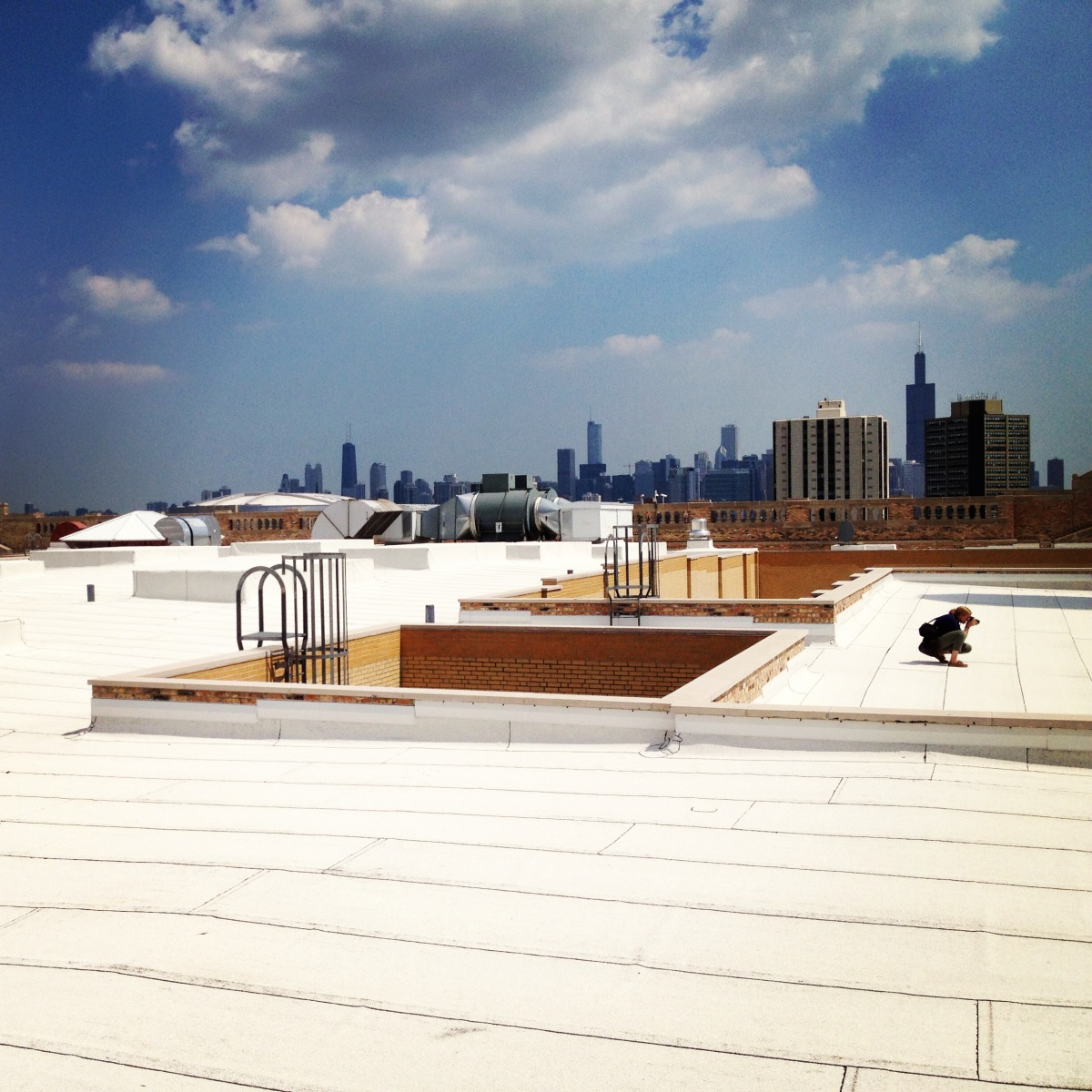 With New Rooftops Chicago Tries To Keep Its Cool 171 Great